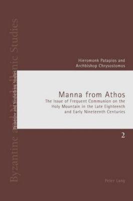 Manna from Athos, Hieromonk Patapios, Archbishop Chrysostomos