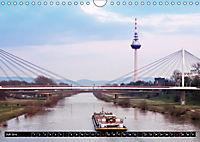 Mannheim Modern. Zeitgenössische Architektur in der Quadratestadt. (Wandkalender 2019 DIN A4 quer) - Produktdetailbild 7
