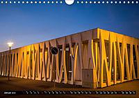 Mannheim Modern. Zeitgenössische Architektur in der Quadratestadt. (Wandkalender 2019 DIN A4 quer) - Produktdetailbild 1