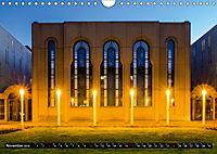 Mannheim Modern. Zeitgenössische Architektur in der Quadratestadt. (Wandkalender 2019 DIN A4 quer) - Produktdetailbild 11