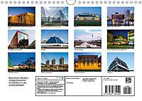 Mannheim Modern. Zeitgenössische Architektur in der Quadratestadt. (Wandkalender 2019 DIN A4 quer) - Produktdetailbild 13