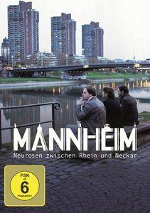 Mannheim - Neurosen zwischen Rhein und Neckar, Selale Gonca Cerit, Benedikt Crisand, V Heymann