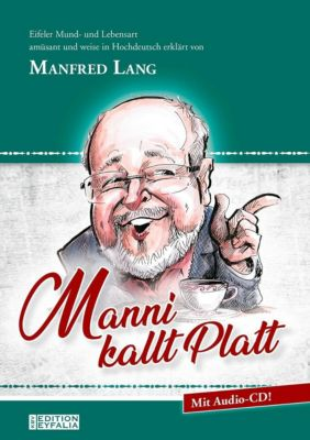 Manni kallt Platt, m. 1 Audio-CD - Manfred Lang pdf epub