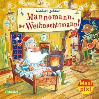 Mannomann, der Weihnachtsmann!, Günther Jakobs