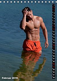 Mannsbilder Spiegelbilder (Tischkalender 2019 DIN A5 hoch) - Produktdetailbild 2