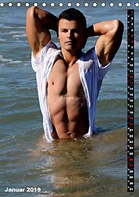 Mannsbilder Spiegelbilder (Tischkalender 2019 DIN A5 hoch) - Produktdetailbild 1