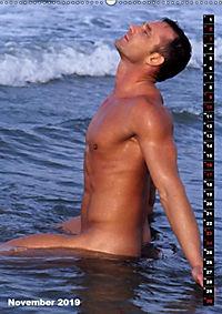 Mannsbilder Spiegelbilder (Wandkalender 2019 DIN A2 hoch) - Produktdetailbild 11
