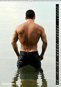 Mannsbilder Spiegelbilder (Wandkalender 2019 DIN A2 hoch) - Produktdetailbild 12