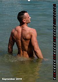 Mannsbilder Spiegelbilder (Wandkalender 2019 DIN A2 hoch) - Produktdetailbild 9