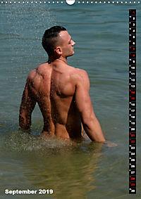 Mannsbilder Spiegelbilder (Wandkalender 2019 DIN A3 hoch) - Produktdetailbild 9