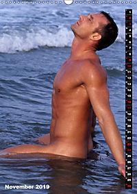 Mannsbilder Spiegelbilder (Wandkalender 2019 DIN A3 hoch) - Produktdetailbild 11