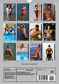 Mannsbilder Spiegelbilder (Wandkalender 2019 DIN A4 hoch) - Produktdetailbild 13