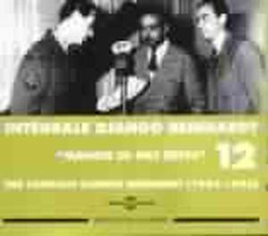 Manoir De Mes Reves-The Compl.Dj.Reinhard 1943-45, Django Reinhardt