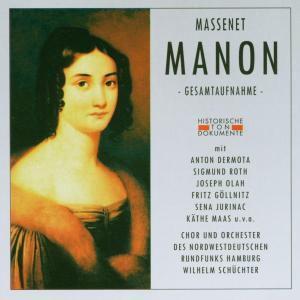 Manon, Chor & Orchester Des Nwdr