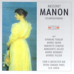 Manon, Chor & Orch.D.Opera Comique