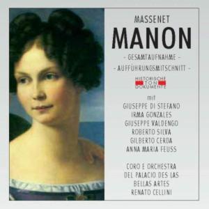 Manon, Coro E Orch.Del.Palacio Des La
