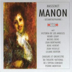 Manon, Choeurs Et Orch.Du.Theatre National