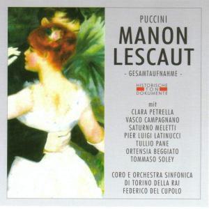Manon Lescaut, Coro E Orch.Sinf.Di Torino Del