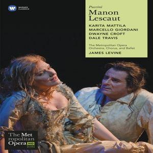 Manon Lescaut, Levine, Mattila, Giordani, Various
