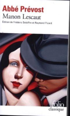 Manon Lescaut, französische Ausgabe, Abbé Prévost