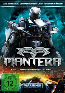 Mantera - The Transforming Robot