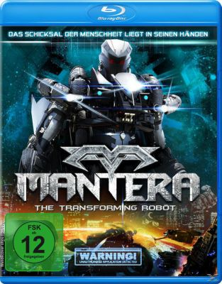 Mantera – The Transforming Robot