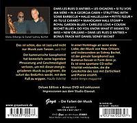 Manu Dibango Plays Sidney Bechet (Cd+Dvd) - Produktdetailbild 1
