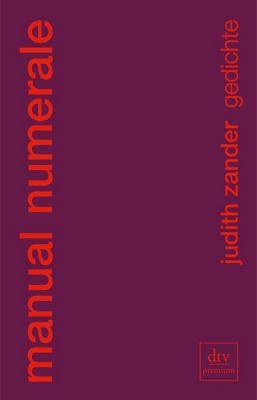 manual numerale - Judith Zander  