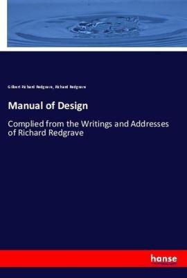 Manual of Design, Gilbert Richard Redgrave, Richard Redgrave
