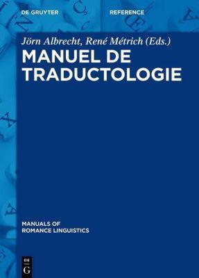 Manuel de traductologie