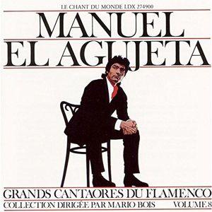Manuel El Agujeta (flamenco 8), Manuel El Agujeta