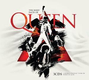 Many Faces Of Queen, Diverse Interpreten
