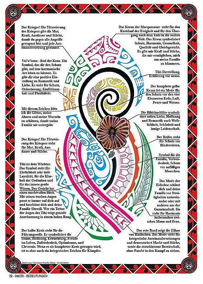 Maori Vol 2 Bedeutungen Buch Portofrei Bei Weltbild At