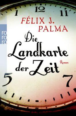 Mapa Trilogie Band 1: Die Landkarte der Zeit, Félix J. Palma