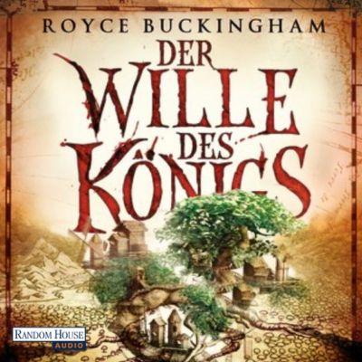 Mapper Band 2: Der Wille des Königs, Royce Buckingham