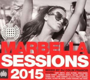Marbella Sessions-The Official Summer Soundtrack, Various