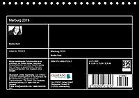 Marburg 2019 (Tischkalender 2019 DIN A5 quer) - Produktdetailbild 13