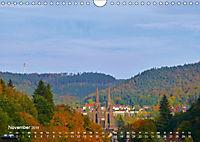 Marburg 2019 (Wandkalender 2019 DIN A4 quer) - Produktdetailbild 11
