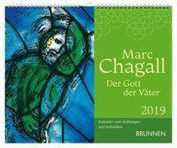 Marc Chagall Kunstkalender 2019, Marc Chagall