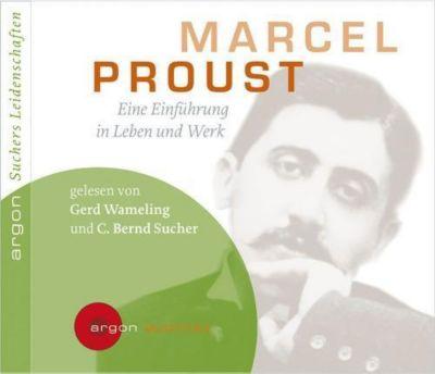 Marcel Proust, 1 Audio-CD, C.Bernd Sucher