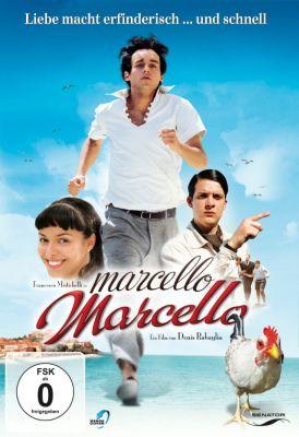Marcello, Marcello, Mark David Hatwood