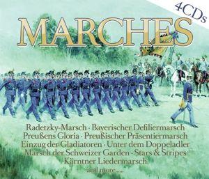 Marches, Diverse Interpreten