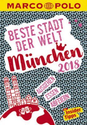 MARCO POLO Beste Stadt der Welt 2018 - München, Amadeus Danesitz