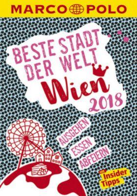MARCO POLO Beste Stadt der Welt 2018 - Wien, Wolfgang Rössler, Miriam Kummer