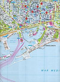 MARCO POLO Citymap Cityplan Barcelona 1:12000 - Produktdetailbild 1