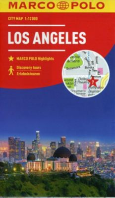 MARCO POLO Cityplan Los Angeles 1:12 000 -  pdf epub