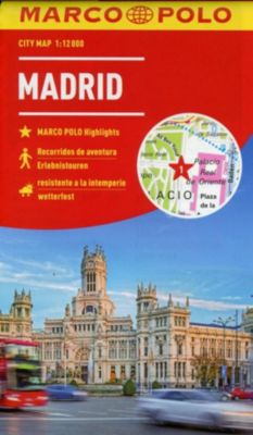MARCO POLO Cityplan Madrid 1:12 000 -  pdf epub