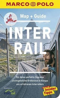 MARCO POLO Interrail Map + Guide -  pdf epub