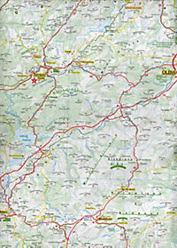 MARCO POLO Karte Sardinien 1:200 000; Sardaigne / Sardegna / Sardinia - Produktdetailbild 1