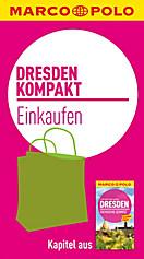 MARCO POLO kompakt Reiseführer Dresden - Einkaufen